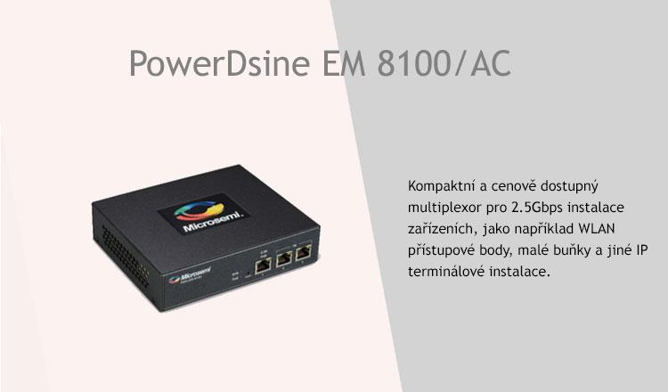 obr. PowerDsine EM 8100/AC